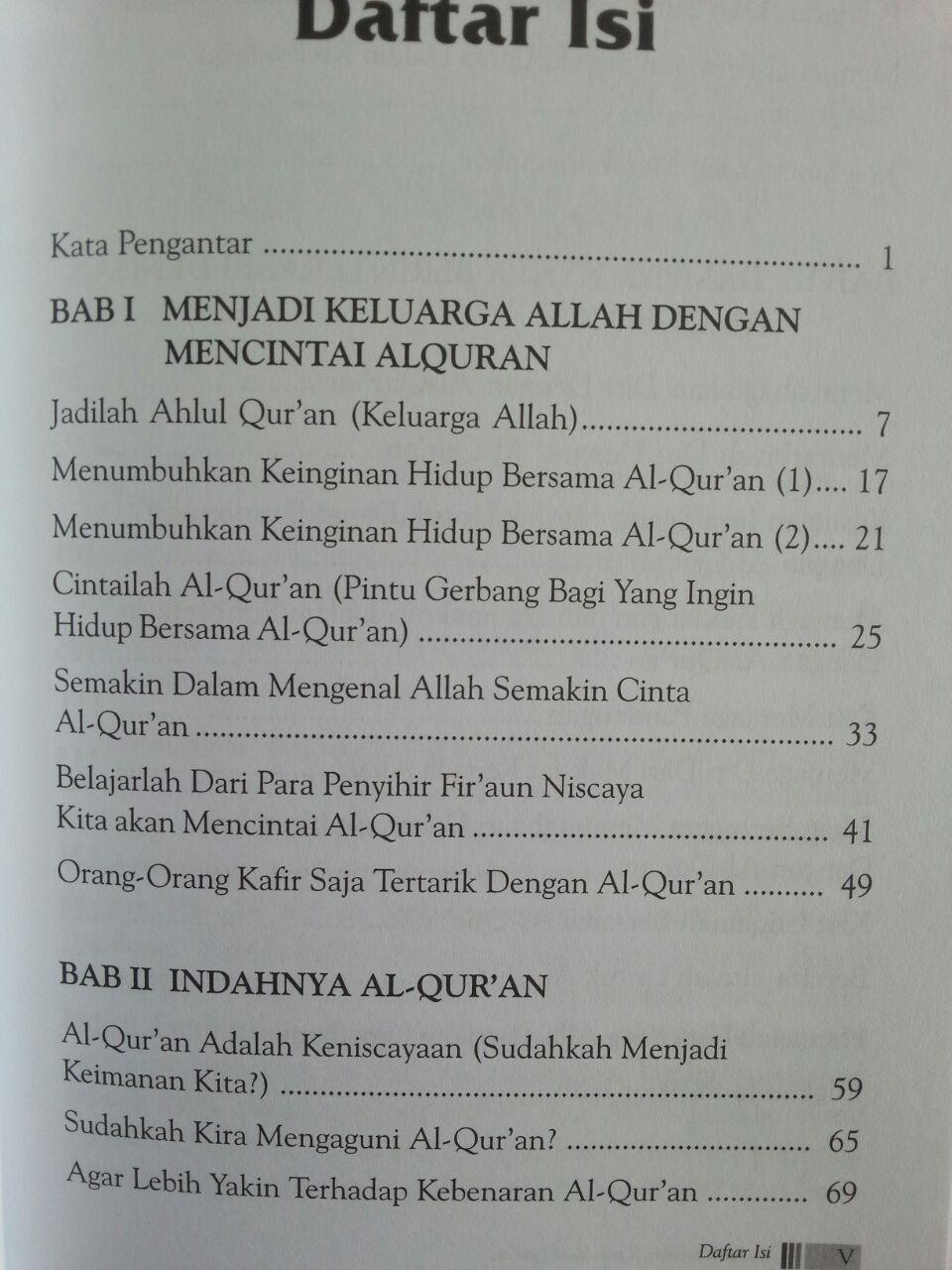 Buku Ya Allah Jadikan Kami Ahlul Quran Kumpulan Motivasi 1 isi 3