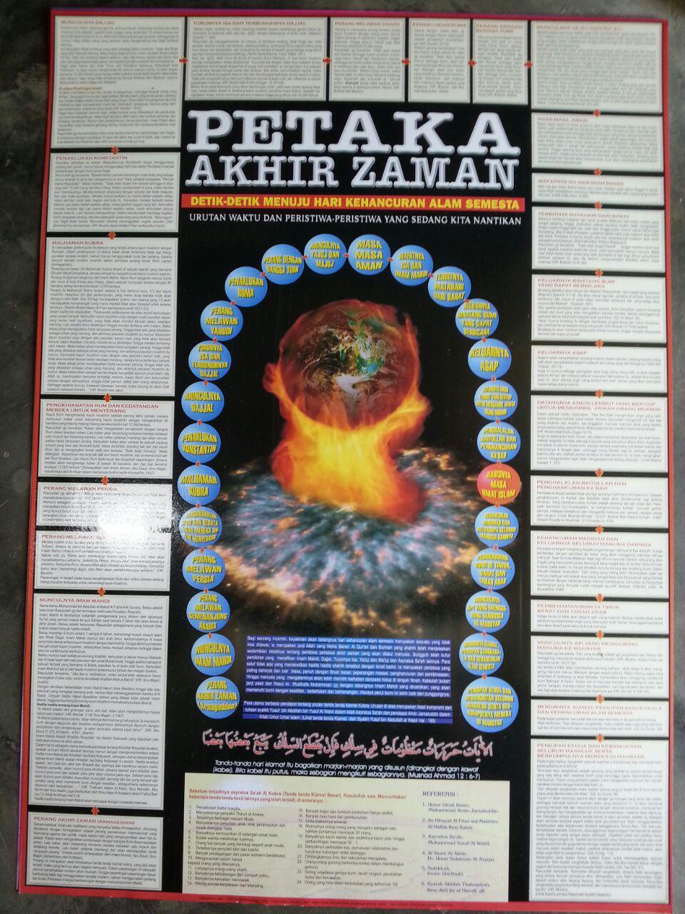 Poster Petaka Akhir Zaman