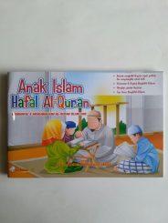 Buku Anak Islam Hafal Al-Quran Sejak Dini cover 3