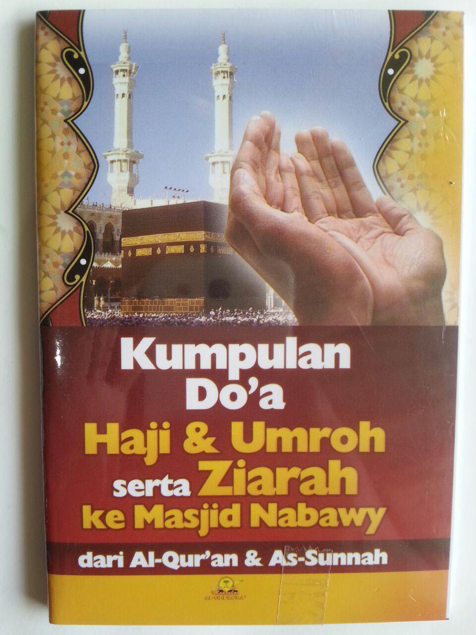 Buku Bimbingan Lengkap Haji Dan Umroh Ziarah Masjid Nabawy cover 4