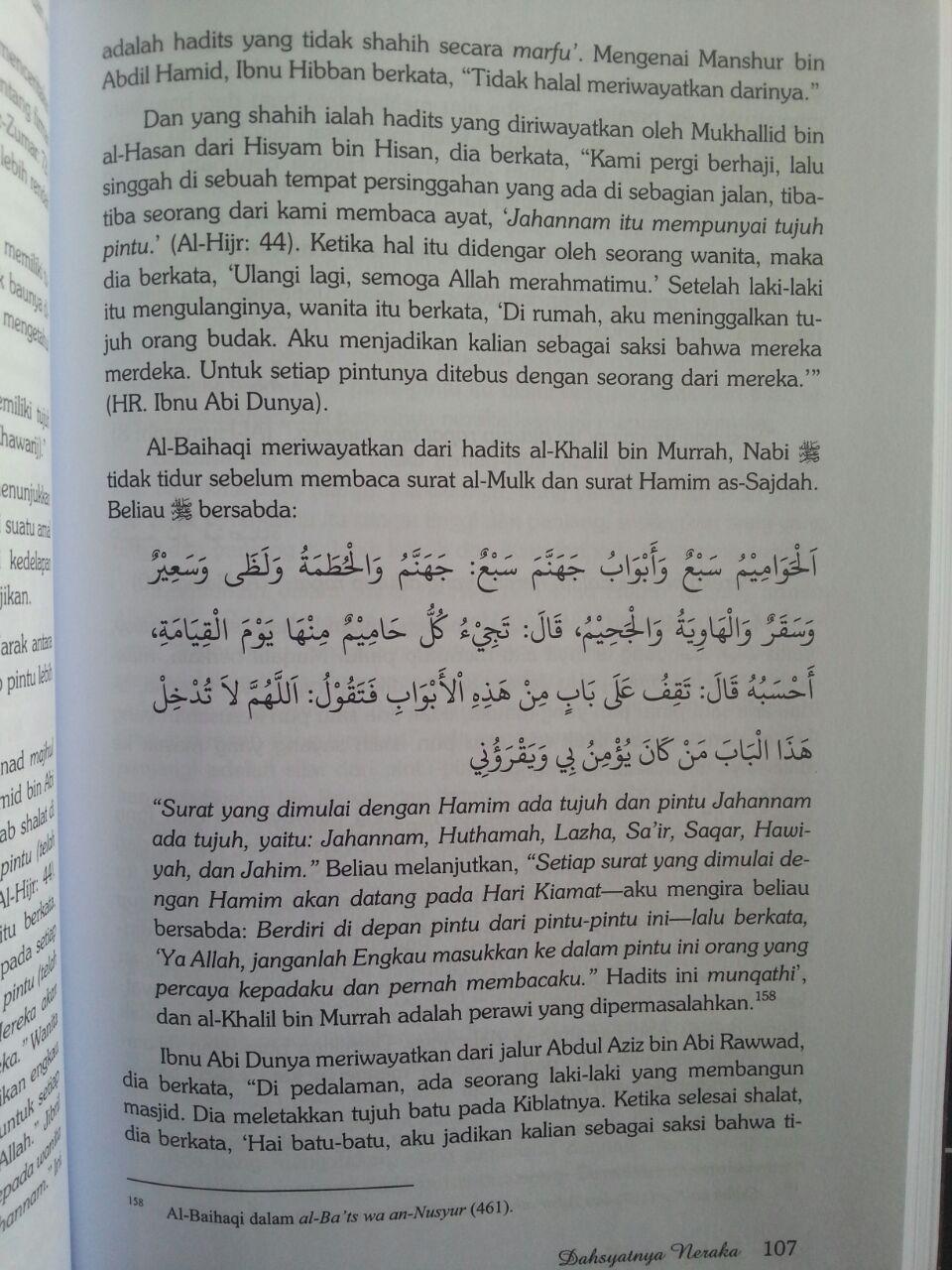 Buku Dahsyatnya Neraka isi 3