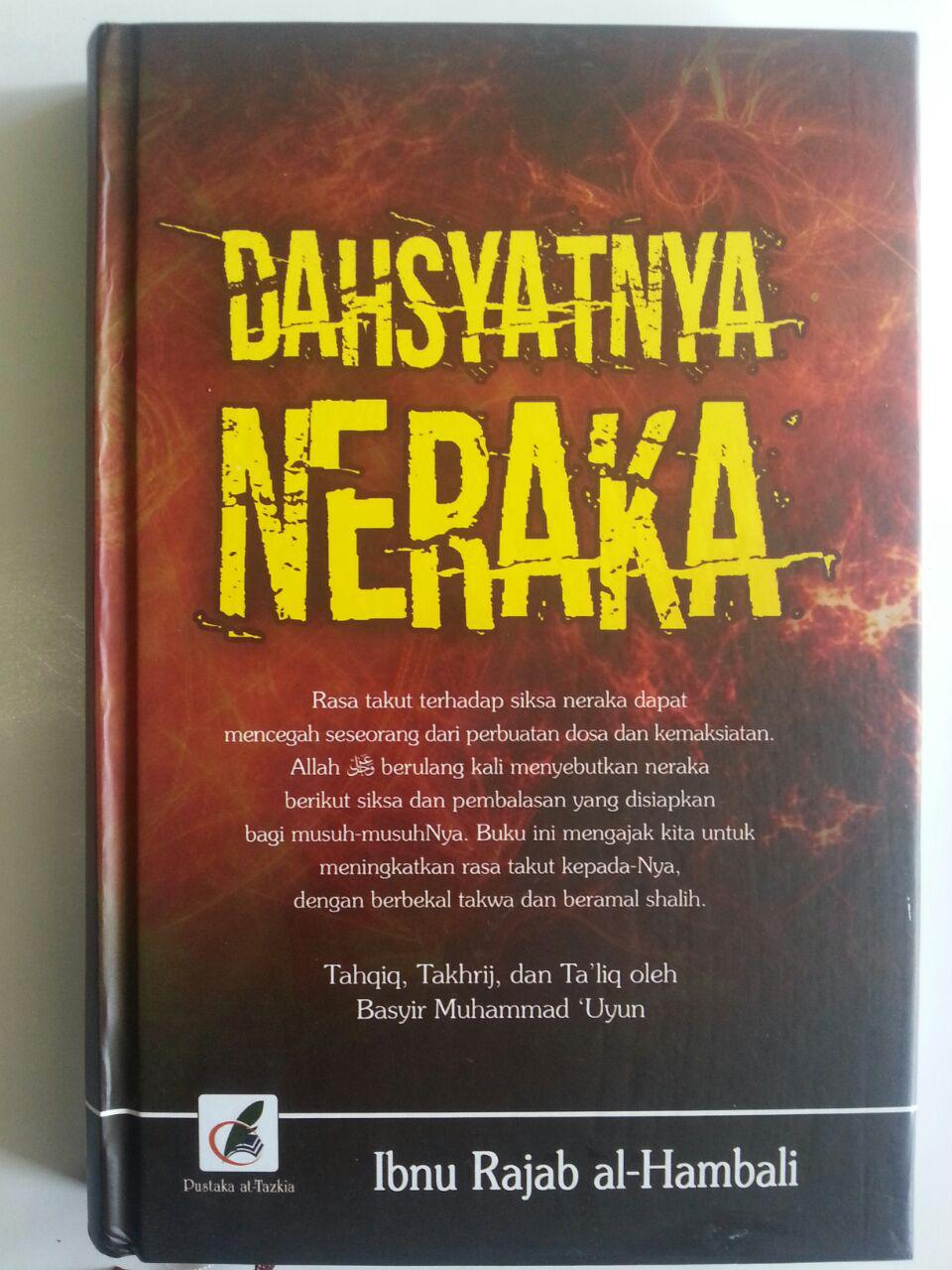 Buku Dahsyatnya Neraka isi cover 2