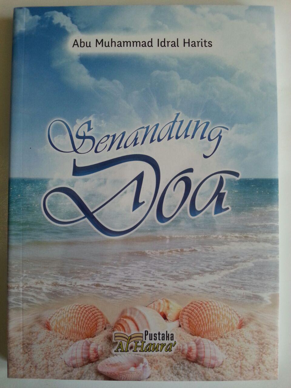 Buku Senandung Doa cover 2