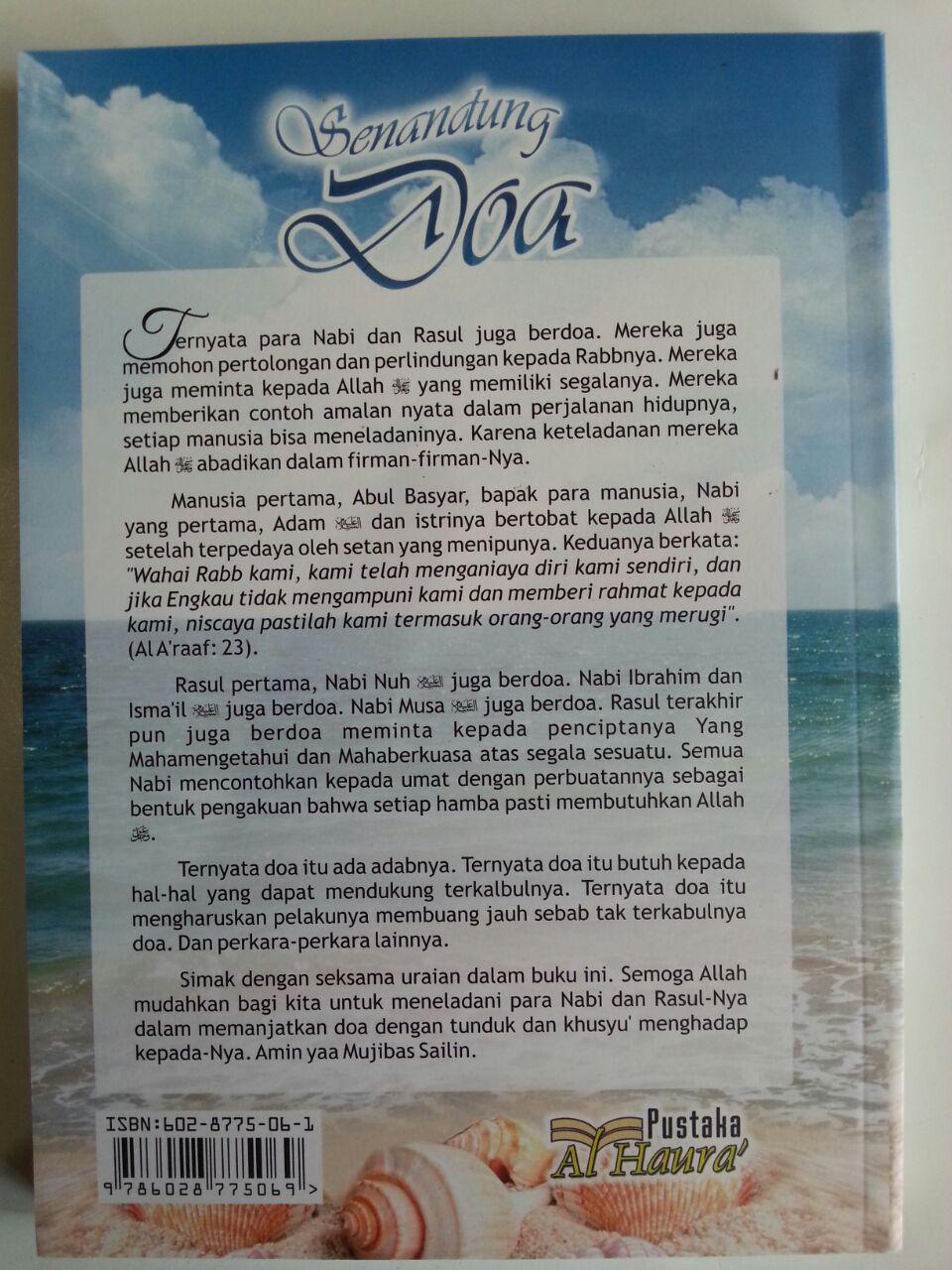 Buku Senandung Doa cover
