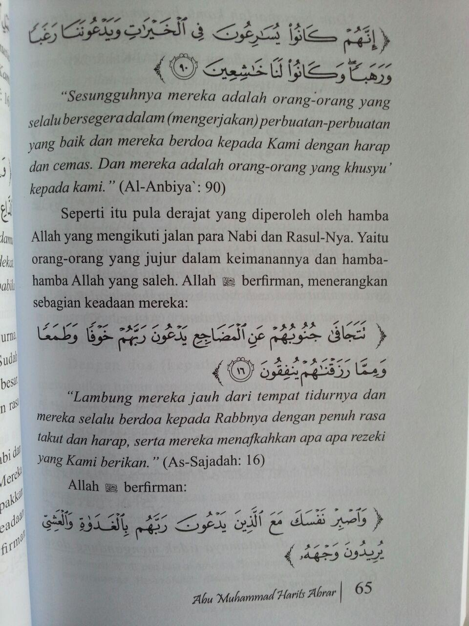Buku Senandung Doa isi 3