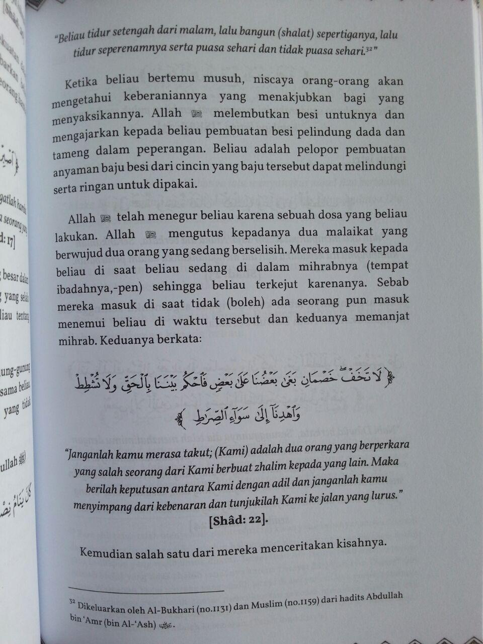 Buku Sirah Para Nabi Dan Rasul Mendulang Faedah Dan Hikmah isi 2