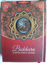 Al-Qur'an Tajwid Dan Terjemah Bukhara Ukuran B6 cover