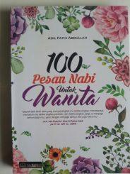 Buku 100 Pesan Nabi Untuk Wanita cover 2