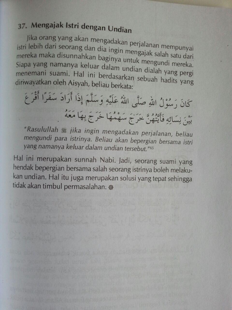 Buku Adab Safar Perjalanan Penuh Berkah isi 3