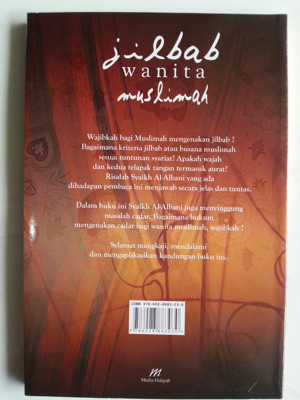 Buku Jilbab Wanita Muslimah cover