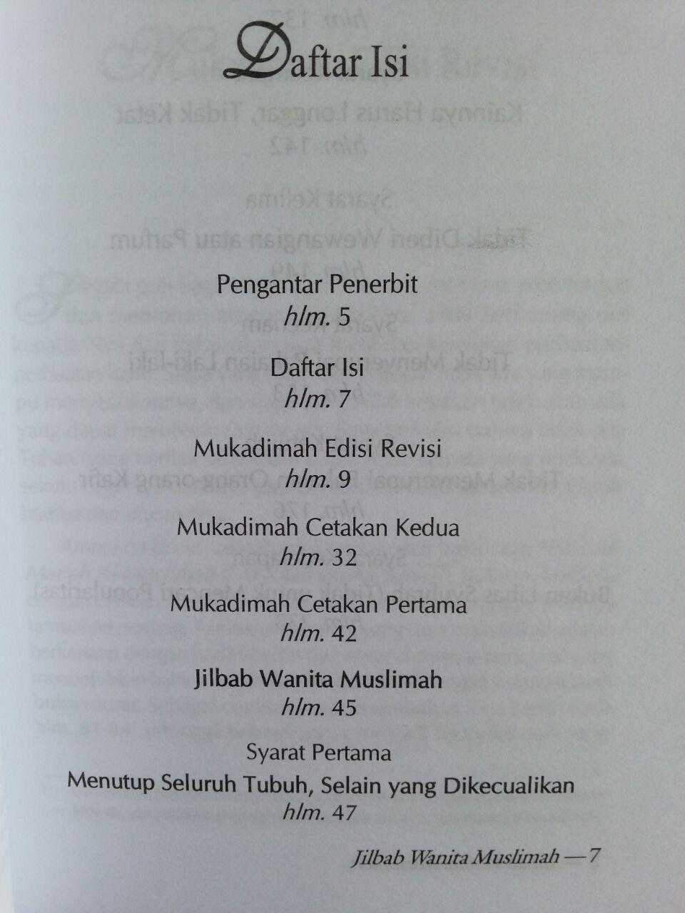 Buku Jilbab Wanita Muslimah isi 2