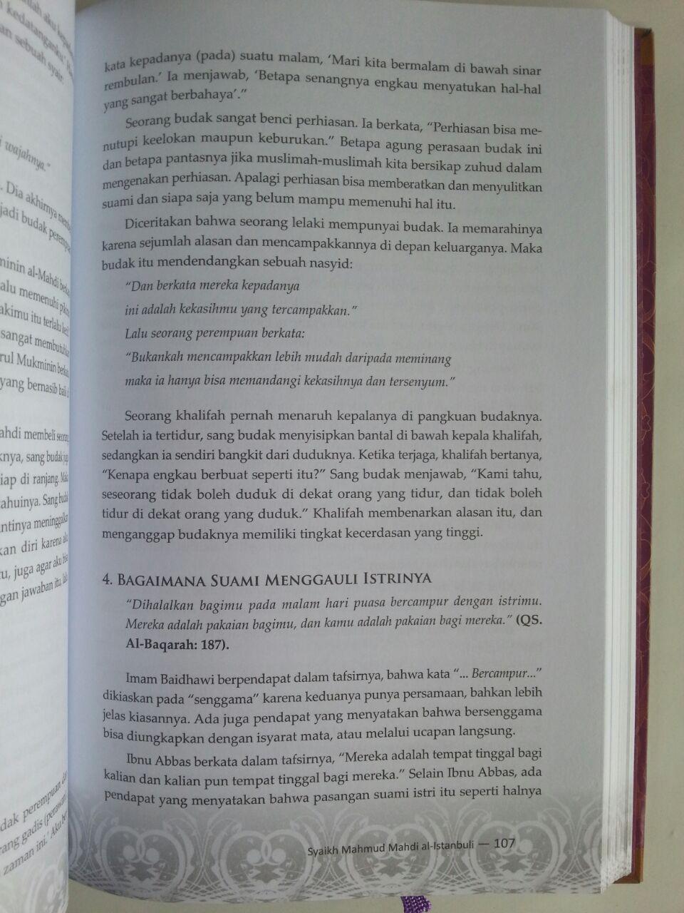 Buku Kado Perkawinan Tuntunan Mempersiapkan Pernikahan Islami isi 3