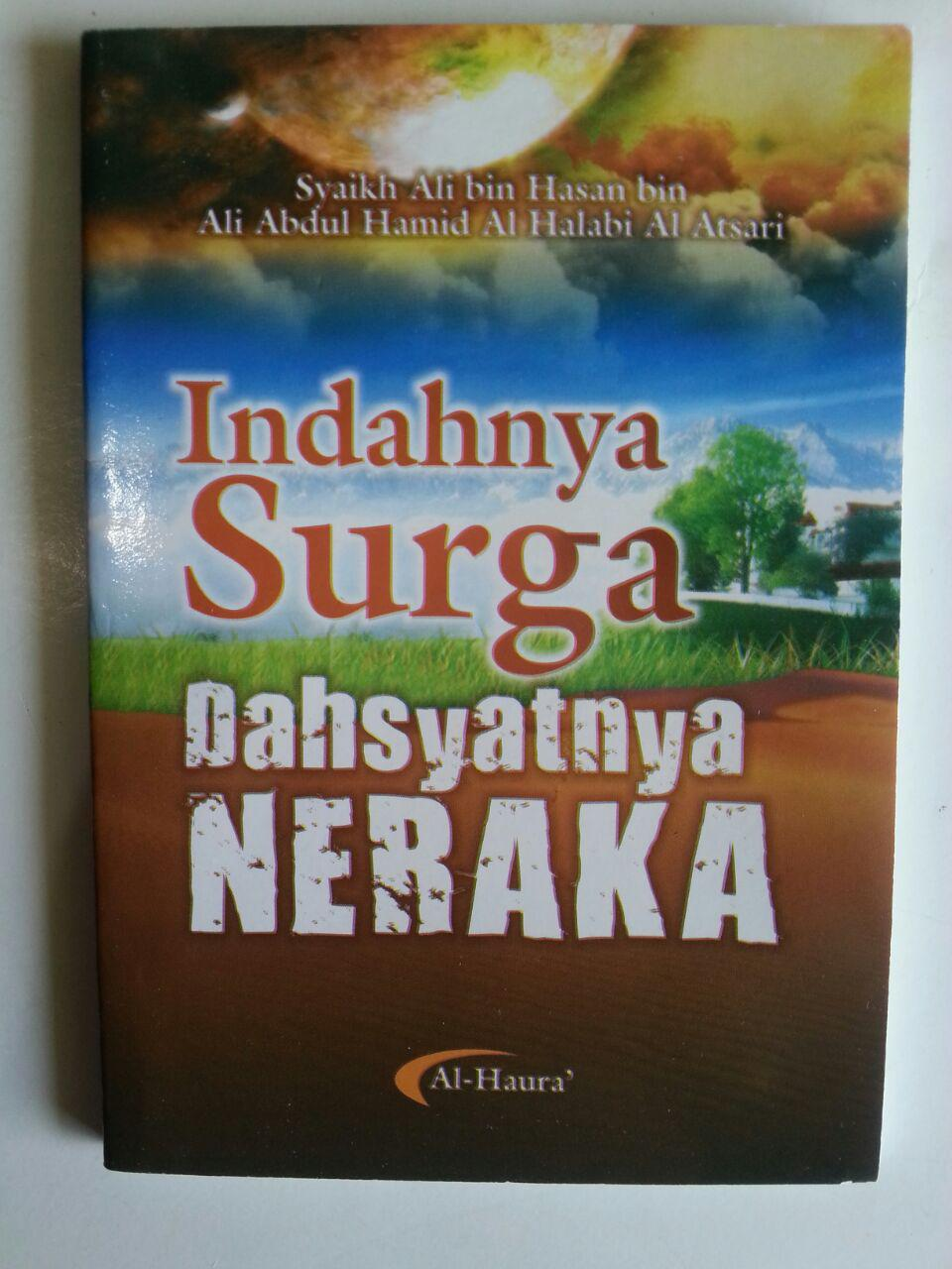 Buku Saku Indahnya Surga Dahsyatnya Neraka cover 2