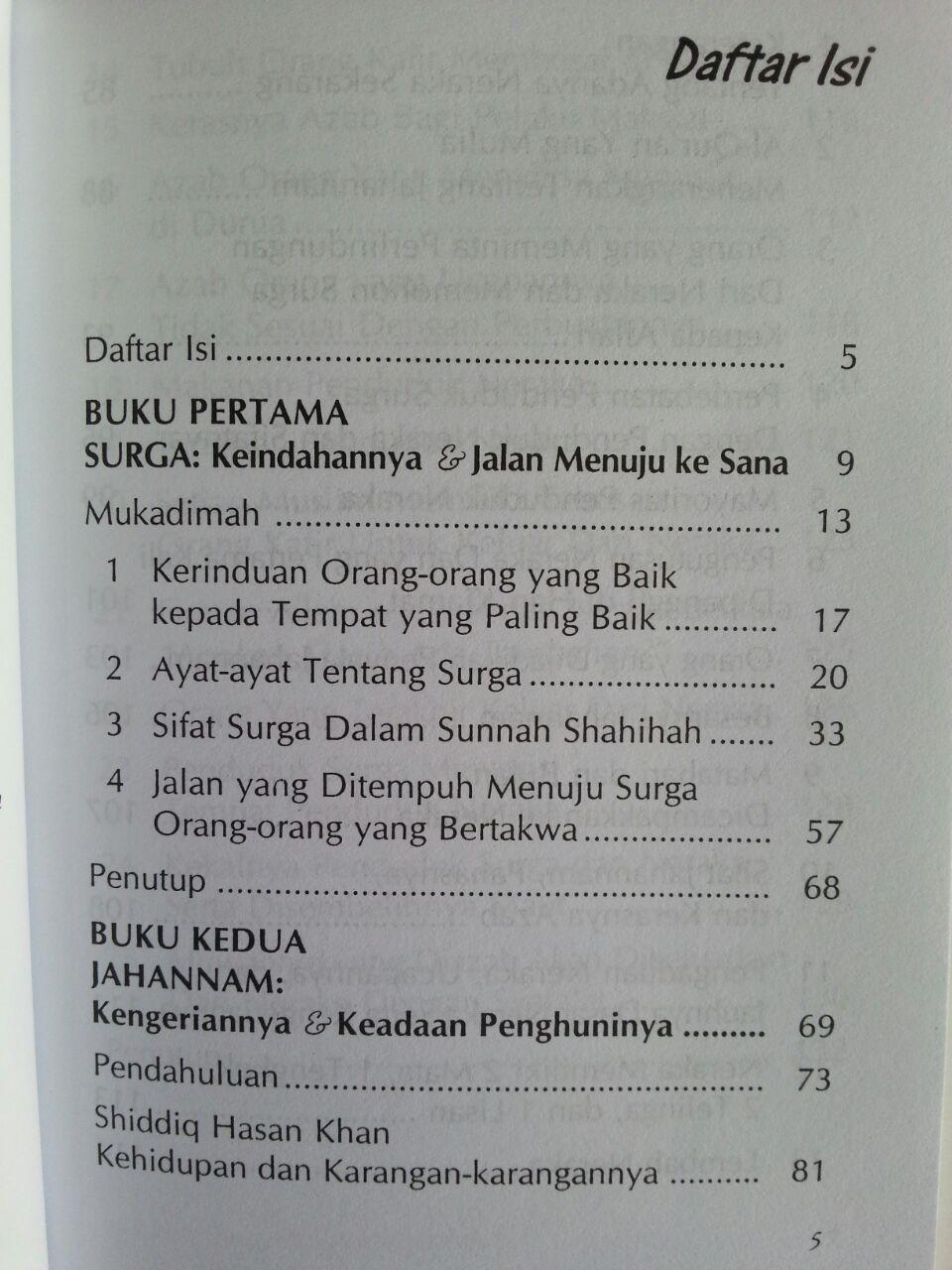 Buku Saku Indahnya Surga Dahsyatnya Neraka isi 2