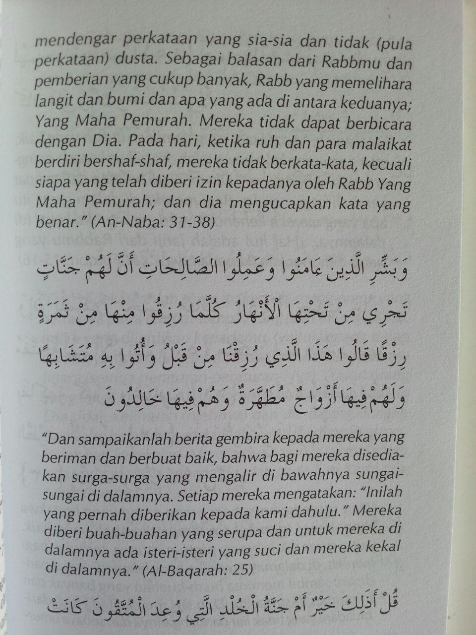 Buku Saku Indahnya Surga Dahsyatnya Neraka isi 3