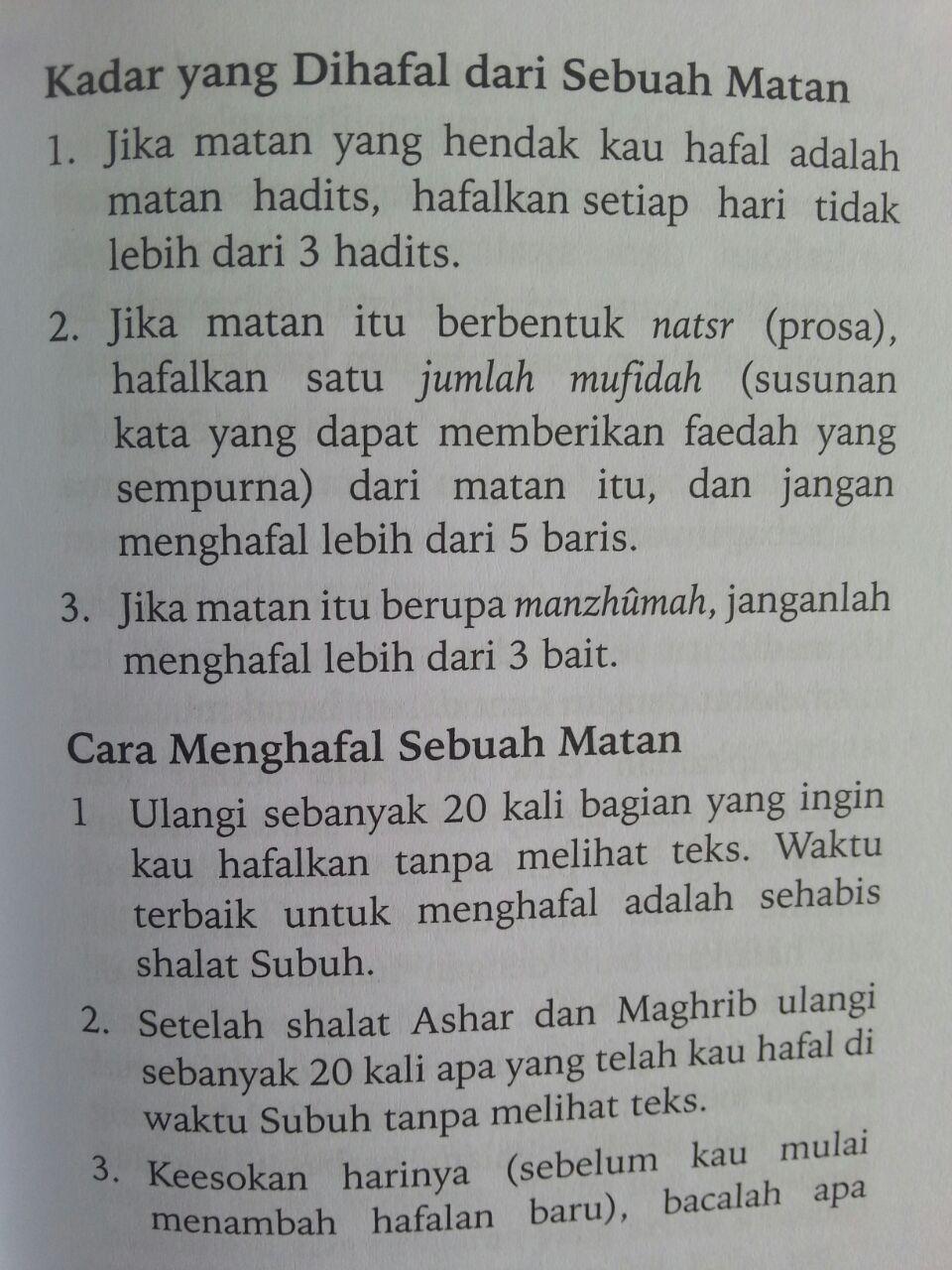 Buku Saku Qashidah Unwanul Hikam Syair Pokok Hikmah Adab isi 3