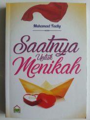 Buku Saku Saatnya Untuk Menikah cover 2