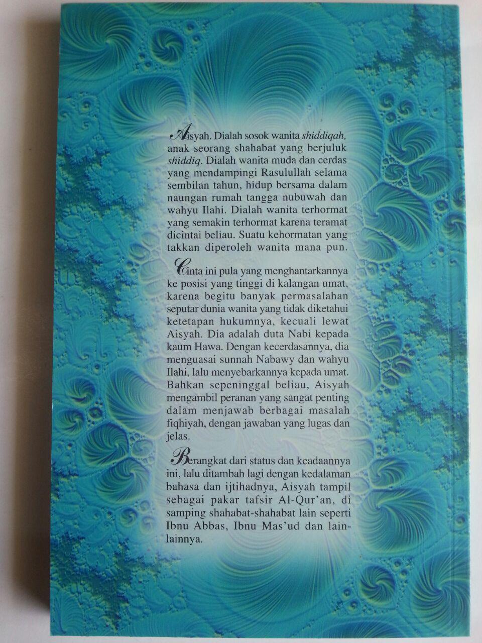 Buku Tafsir Aisyah Ummul Mukminin cover