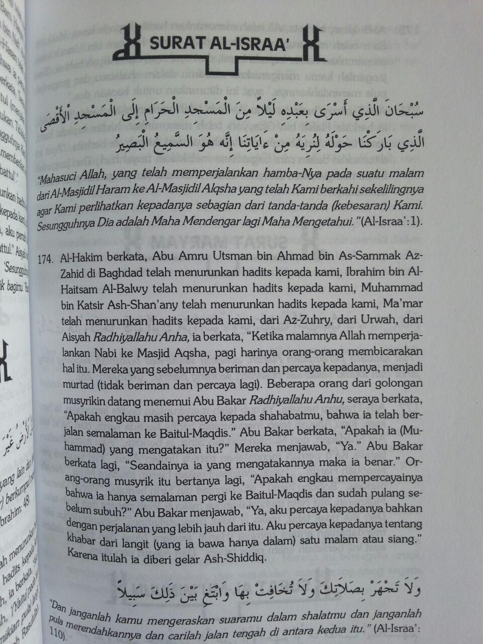 Buku Tafsir Aisyah Ummul Mukminin isi 3
