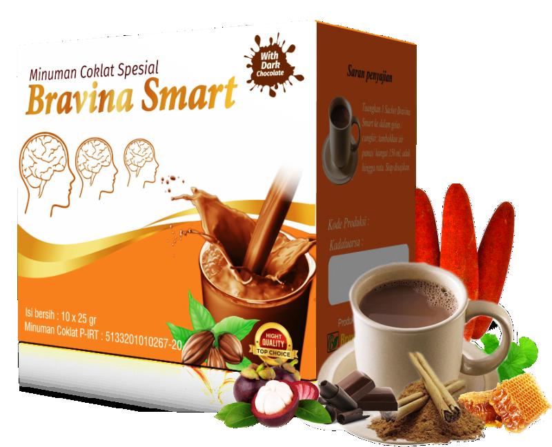Minuman Coklat Spesial Bravia Smart Pack Isi 10 Sachet cover