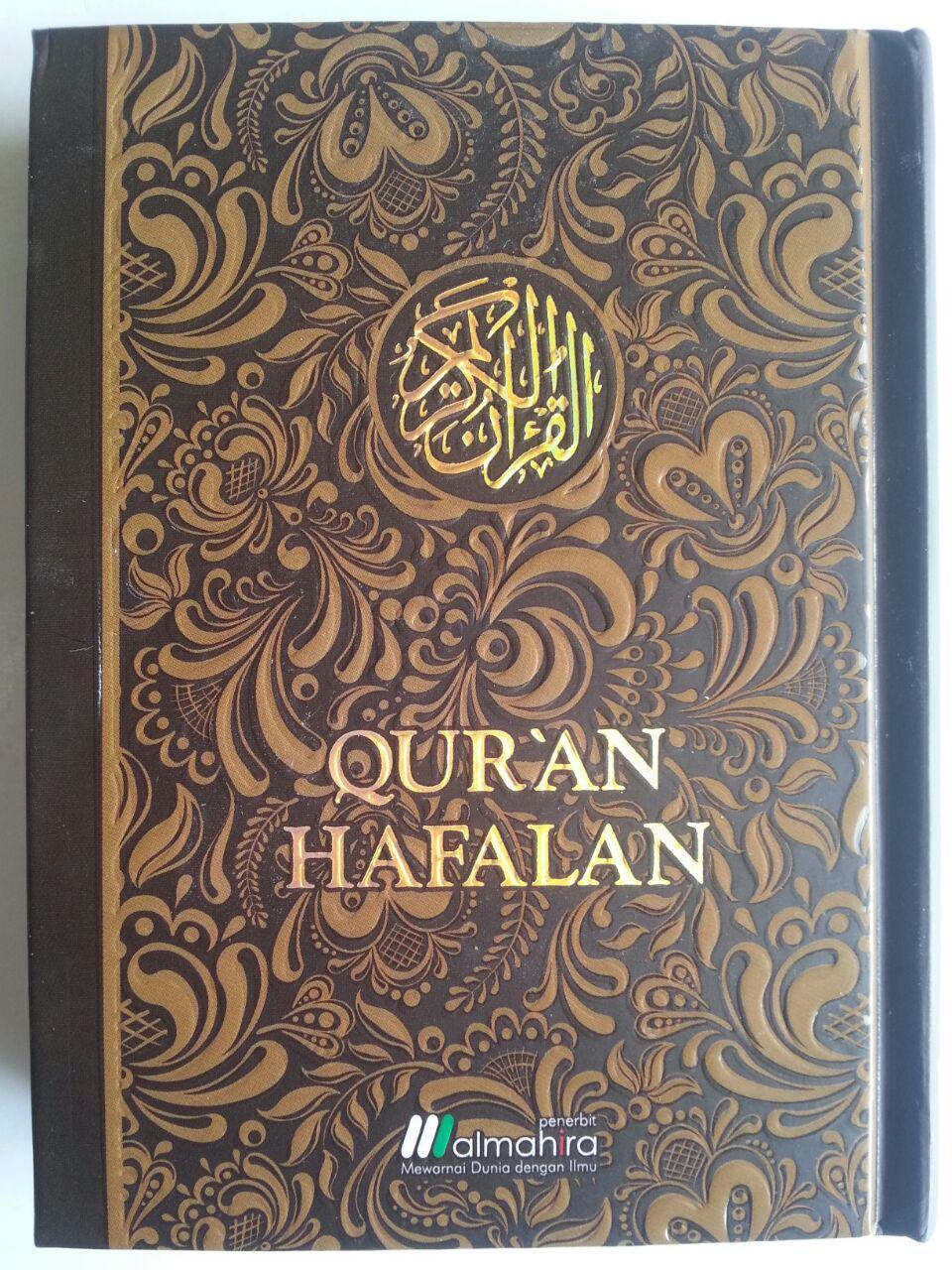 Qur'an Hafalan Tanpa Terjemah Ukuran A6 cover 2