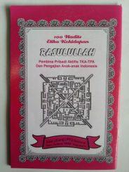 Buku 100 Hadits Etika Kehidupan Rasulullah cover