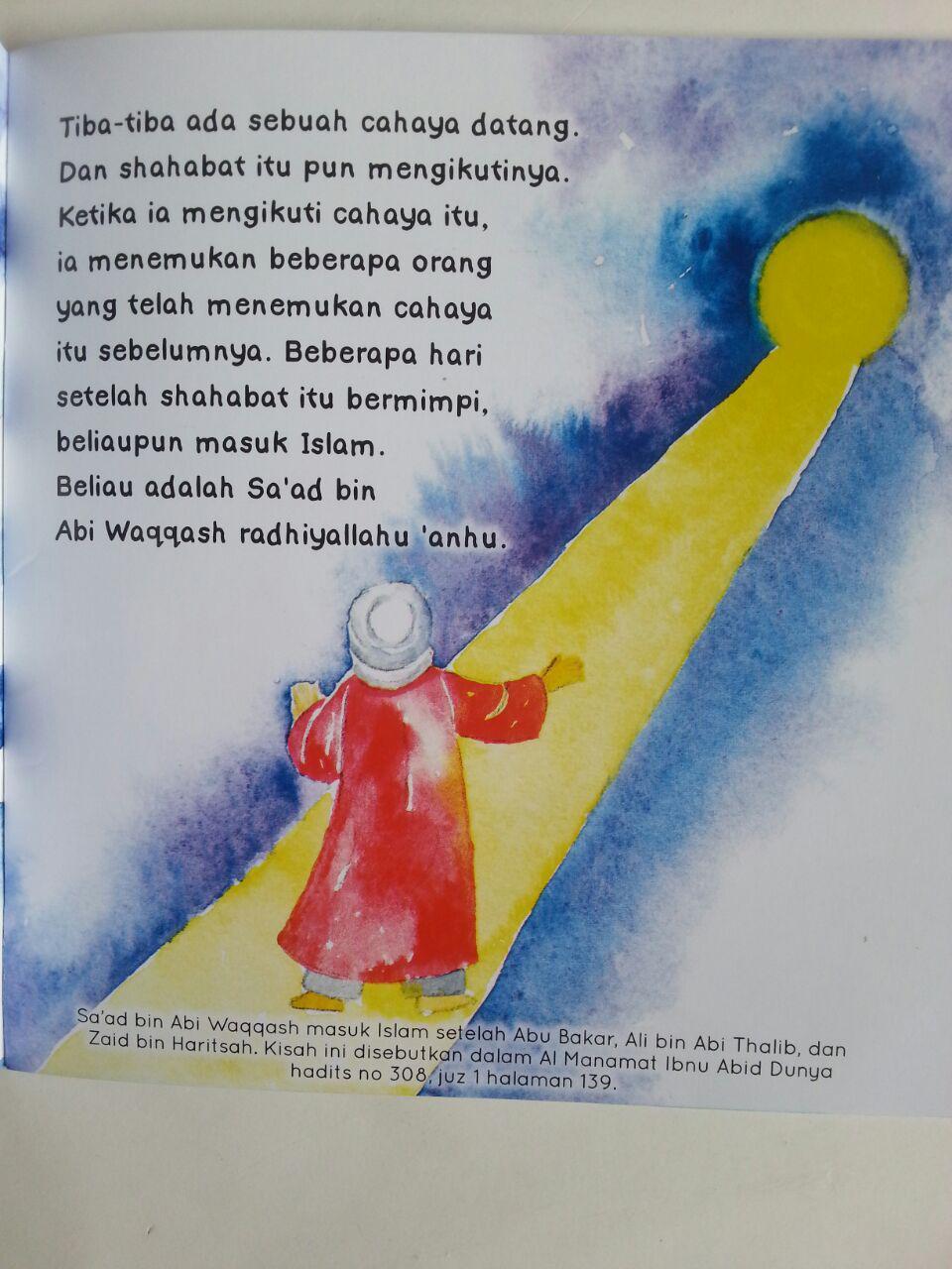 Buku Anak Ushul Tsalatsah For Kids Mengenal Islam isi