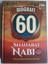 Buku Biografi 60 Shahabat Nabi cover 2