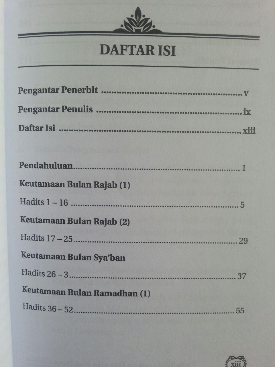 Buku Hadits-Hadits Lemah Dan Palsu Dalam Kitab Durratun Nasihin isi 2
