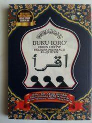 Buku Iqro Cara Cepat Belajar Membaca Al-Quran 2 Warna cover