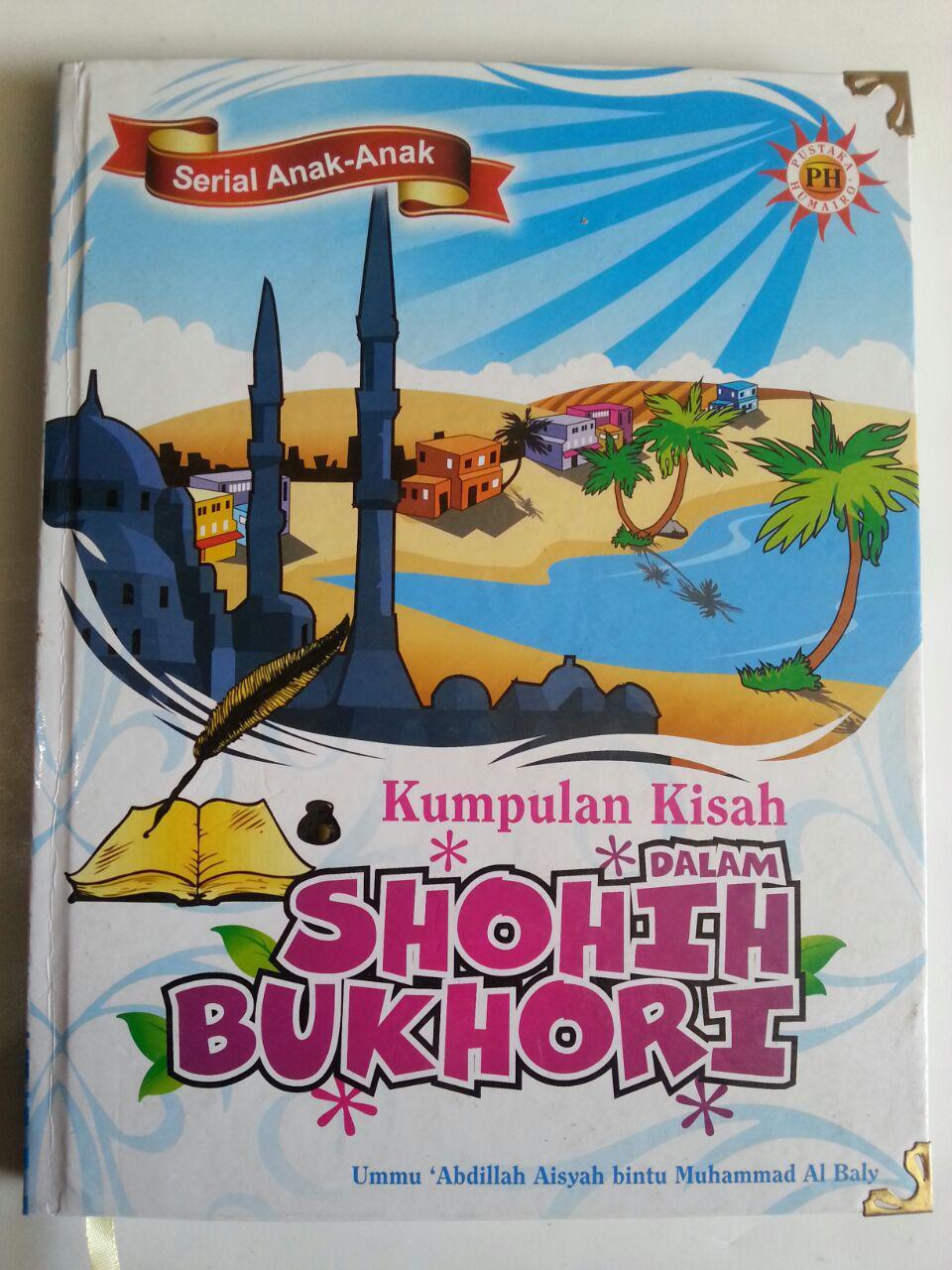 Buku Kumpulan Kisah Dalam Shohih Bukhori cover 2