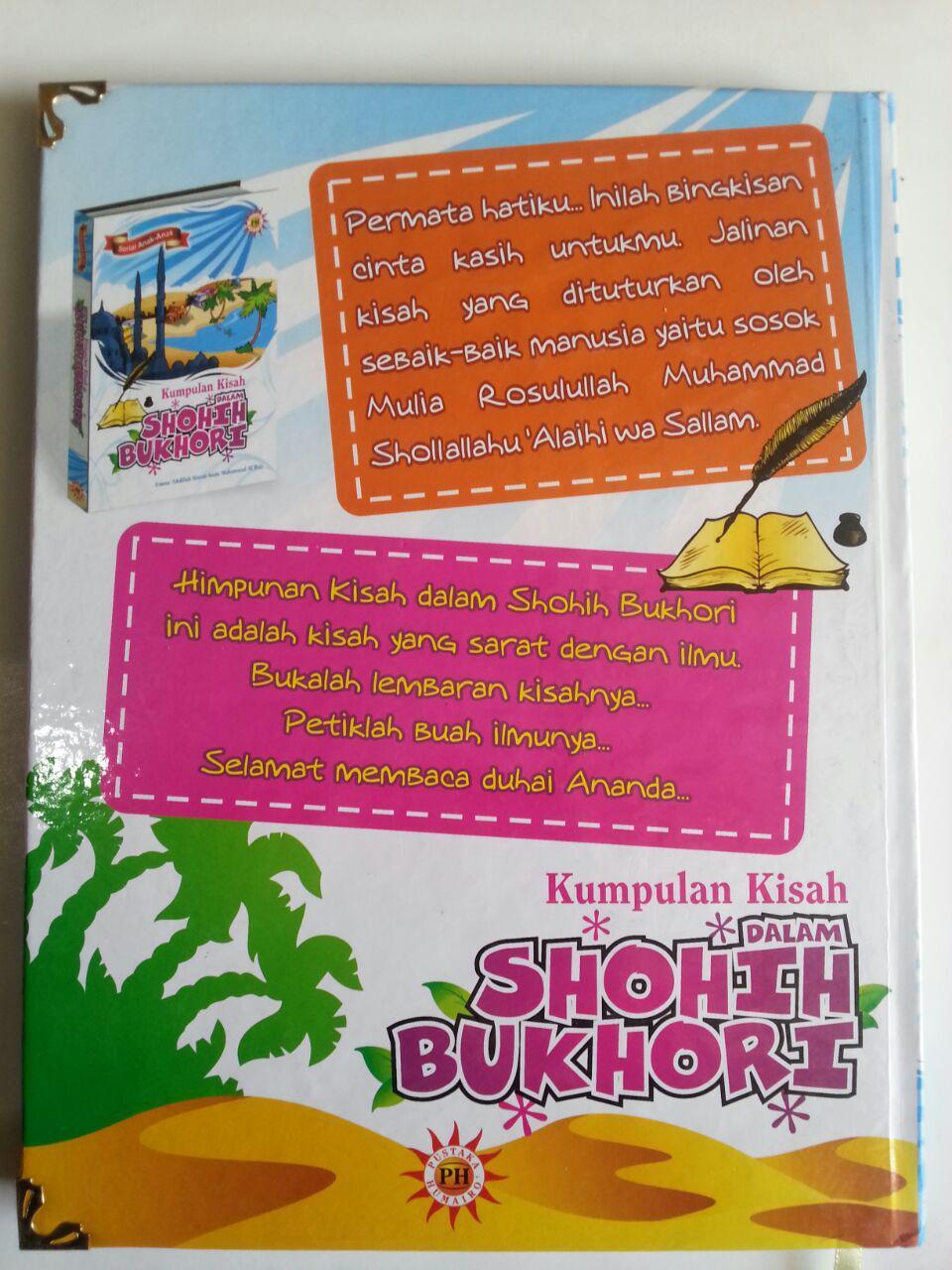 Buku Kumpulan Kisah Dalam Shohih Bukhori cover