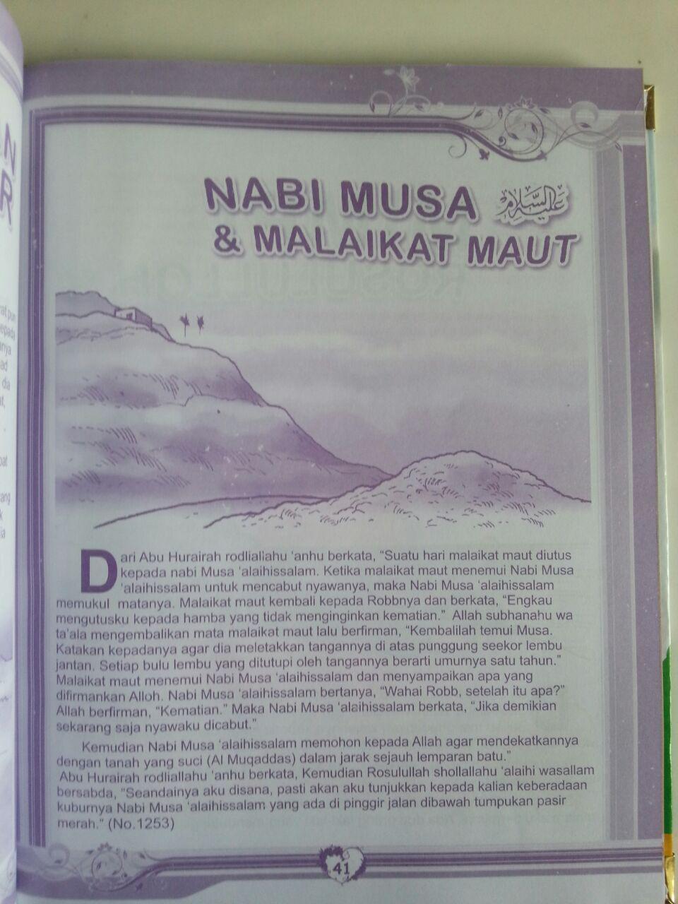 Buku Kumpulan Kisah Dalam Shohih Bukhori isi 3