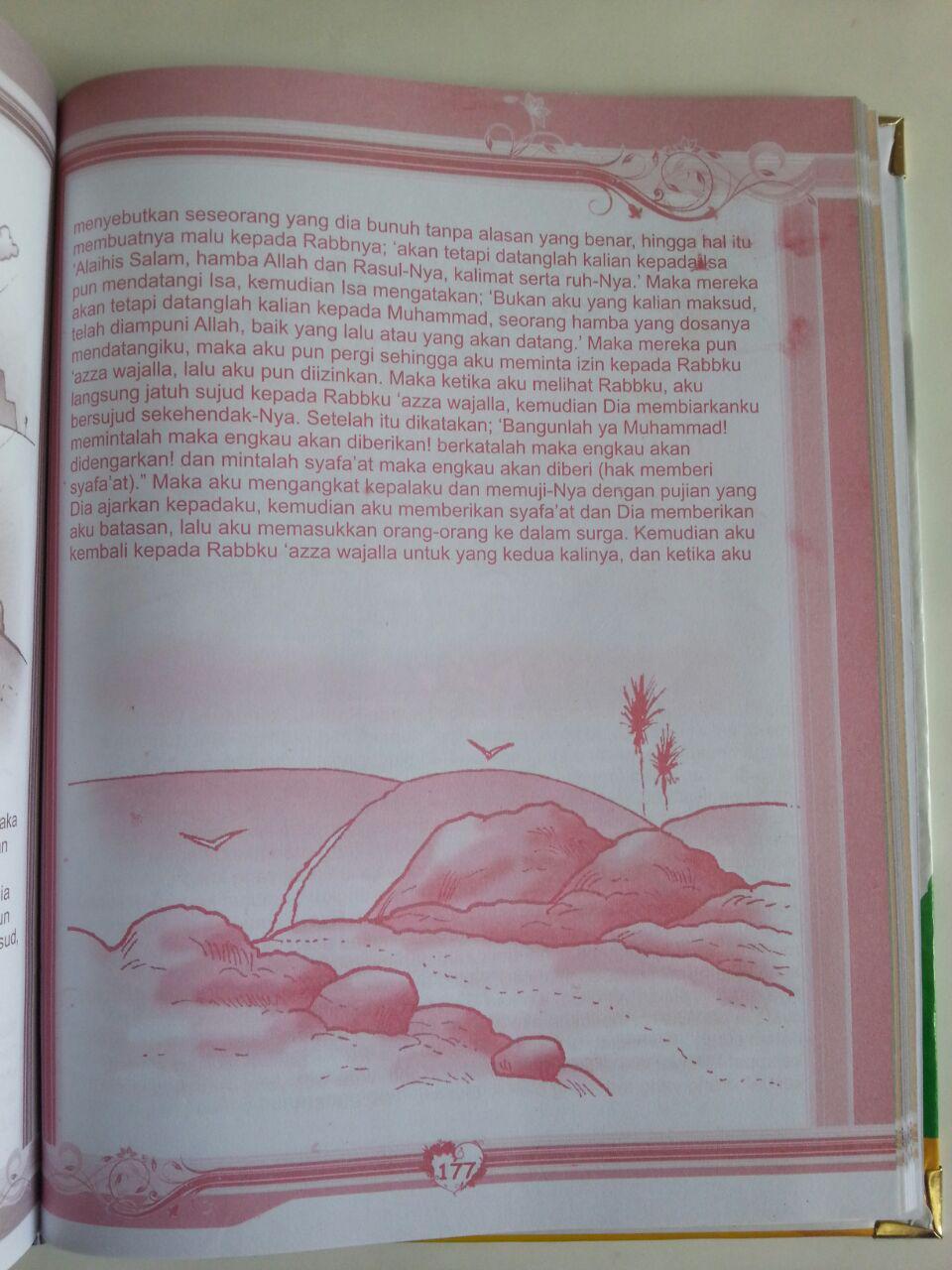 Buku Kumpulan Kisah Dalam Shohih Bukhori isi