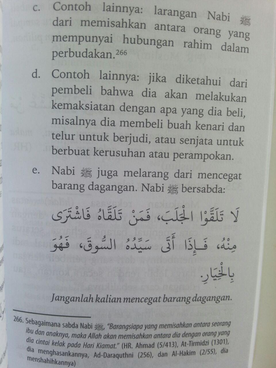 Buku Manhajus Salikin Himpunan Masalah Fikih Dan Dalilnya Untuk Pemula isi 3