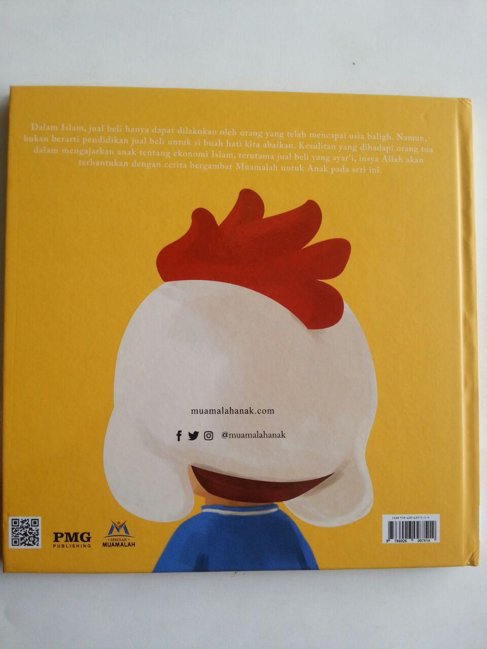 Buku Muamalah Untuk Anak Jual Beli Yang Terlarang cover