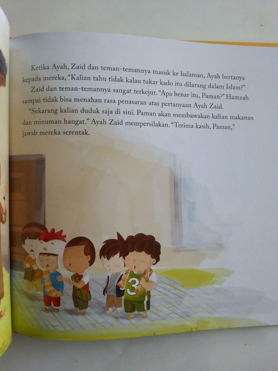 Buku Muamalah Untuk Anak Jual Beli Yang Terlarang isi 2
