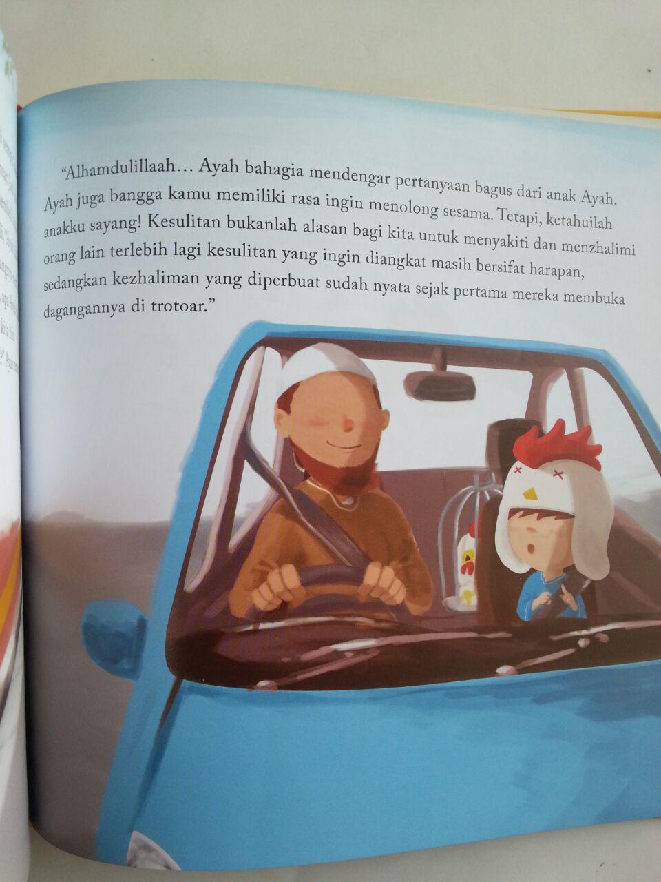 Buku Muamalah Untuk Anak Jual Beli Yang Terlarang isi 3