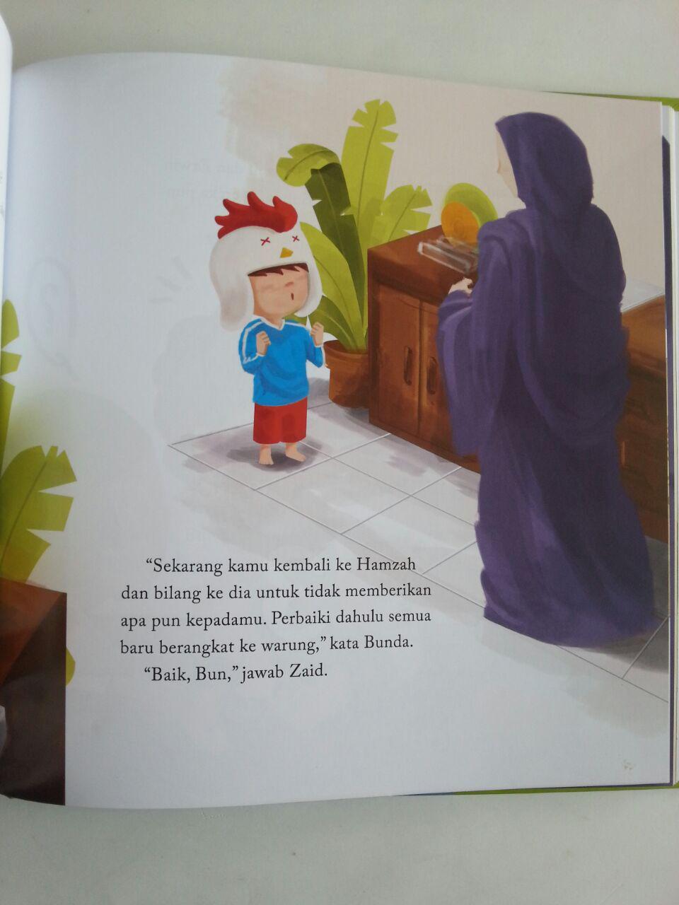 Buku Muamalah Untuk Anak Riba Yang Dianggap Biasa isi 2