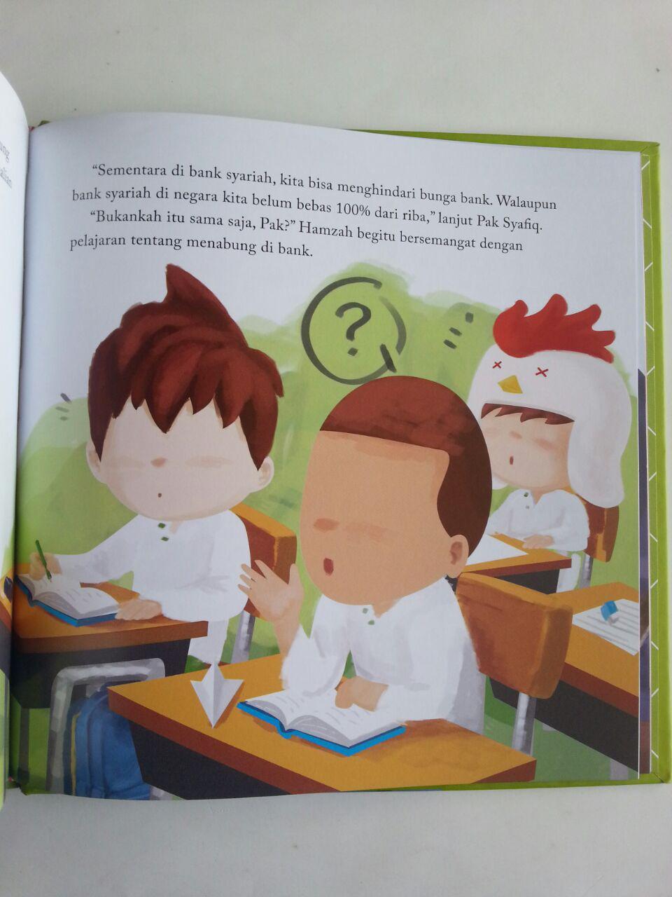 Buku Muamalah Untuk Anak Riba Yang Dianggap Biasa isi 3