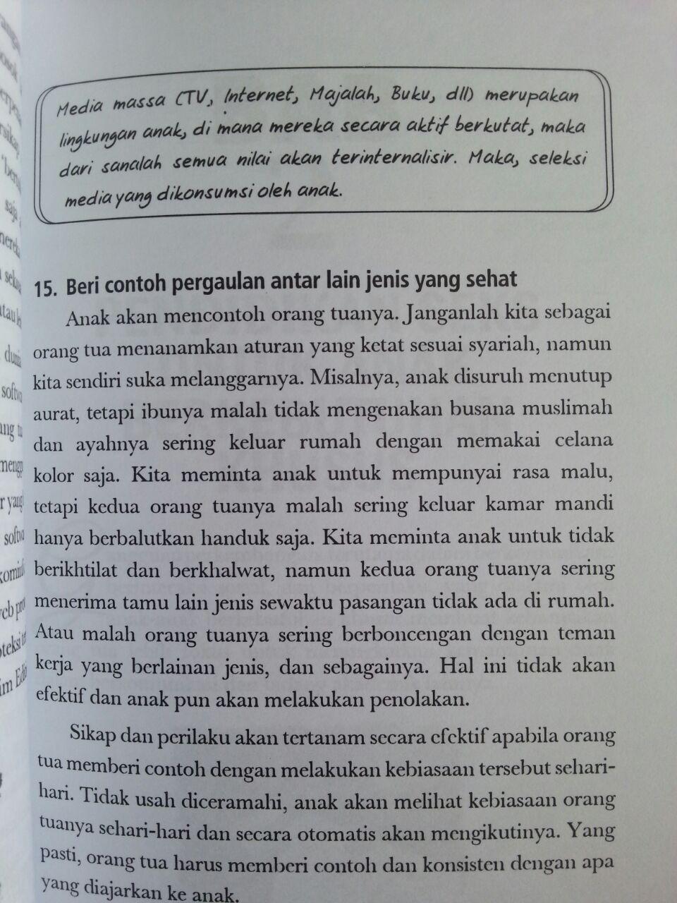 Buku Pendidikan Seks Untuk Anak isi 3