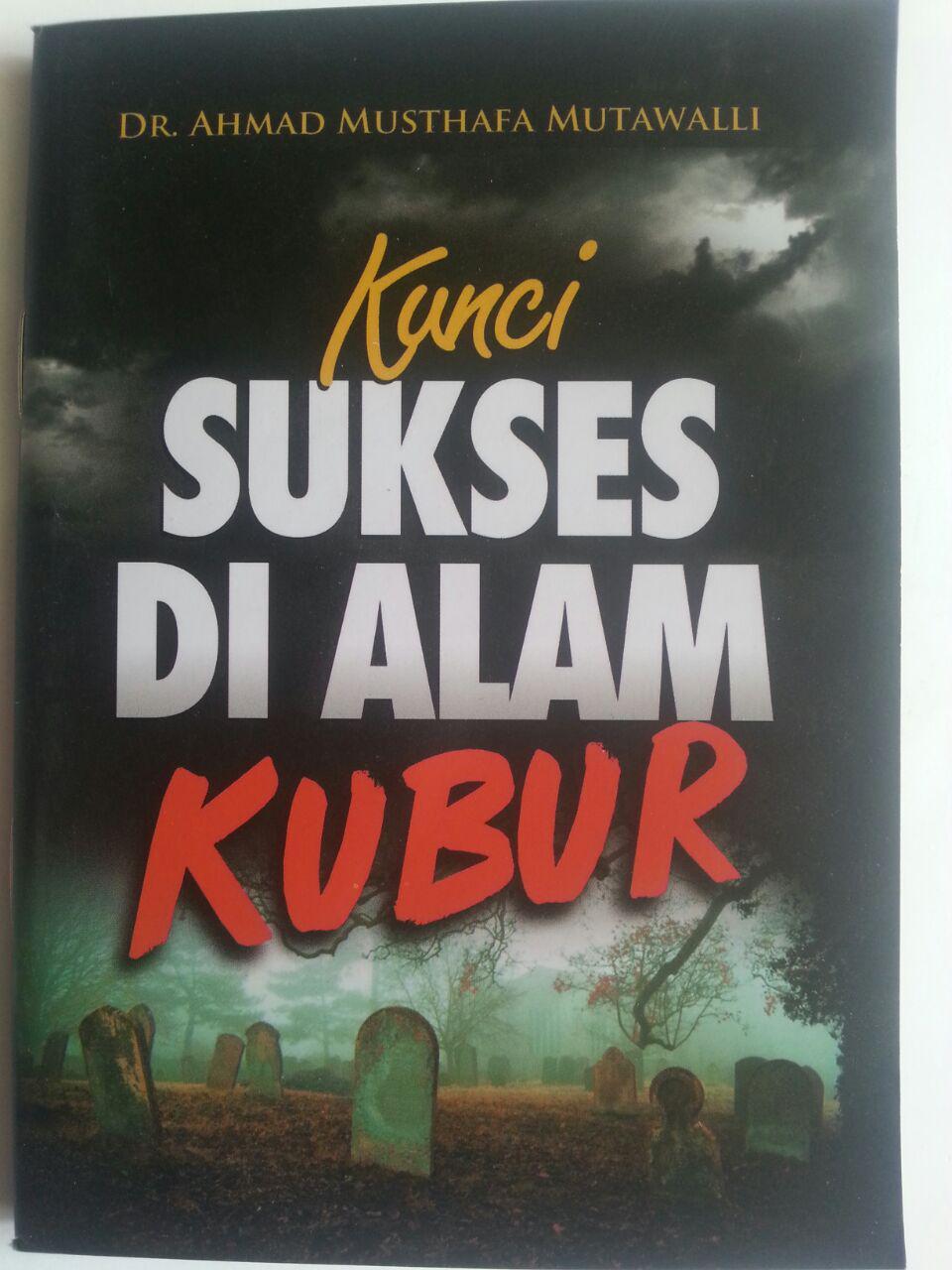Buku Saku Kunci Sukses Di Alam Kubur cover 2