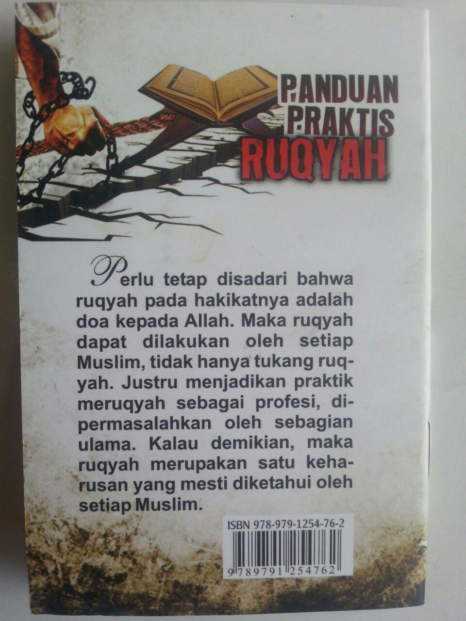 Buku Saku Panduan Praktis Ruqyah Sesuai Al-Quran As-Sunnah isi 3
