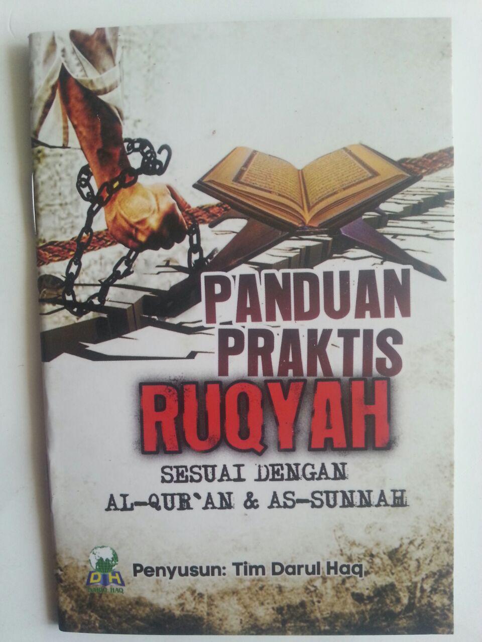 Buku Saku Panduan Praktis Ruqyah Sesuai Al-Quran As-Sunnah isi 4
