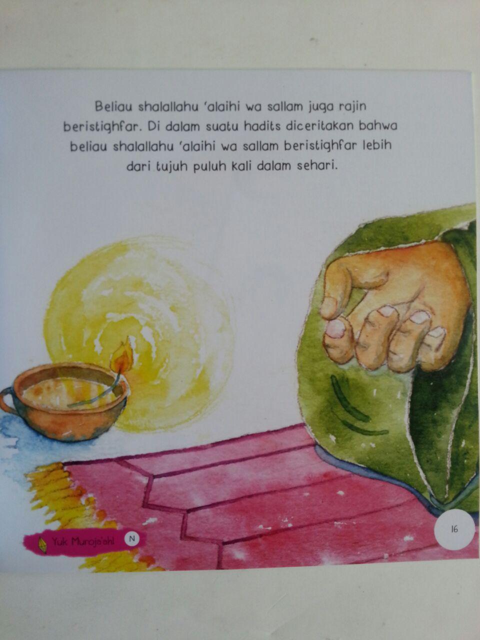Buku Anak Seri Ushul Tsalatsah For Kids Mengenal Rasulullah isi 2