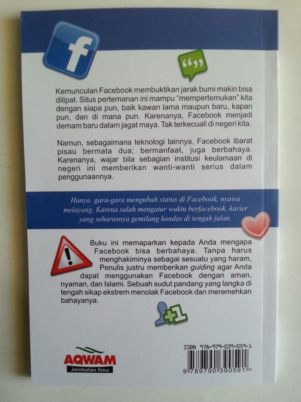 Buku Bahaya Facebook Bagaimana Berfacebook Dengan Aman Sehat Islami cover