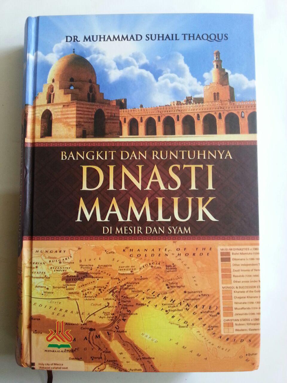 Buku Bangkit Dan Runtuhnya Dinasti Mamluk Di Mesir Dan Syam cover 2