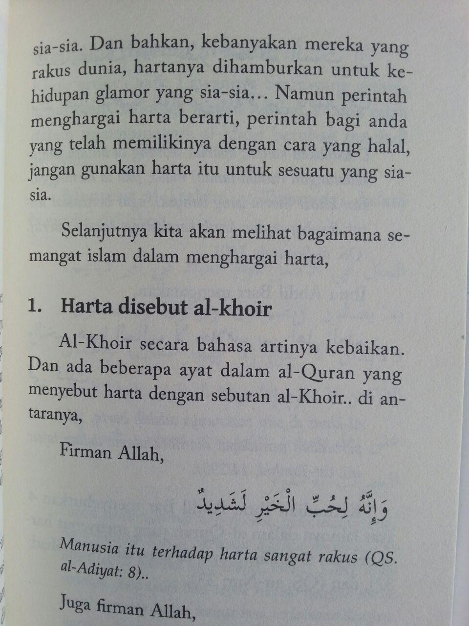 Buku Kode Etik Pengusaha Muslim Menjadi Pengusaha Ideal Standar Syariat isi 4