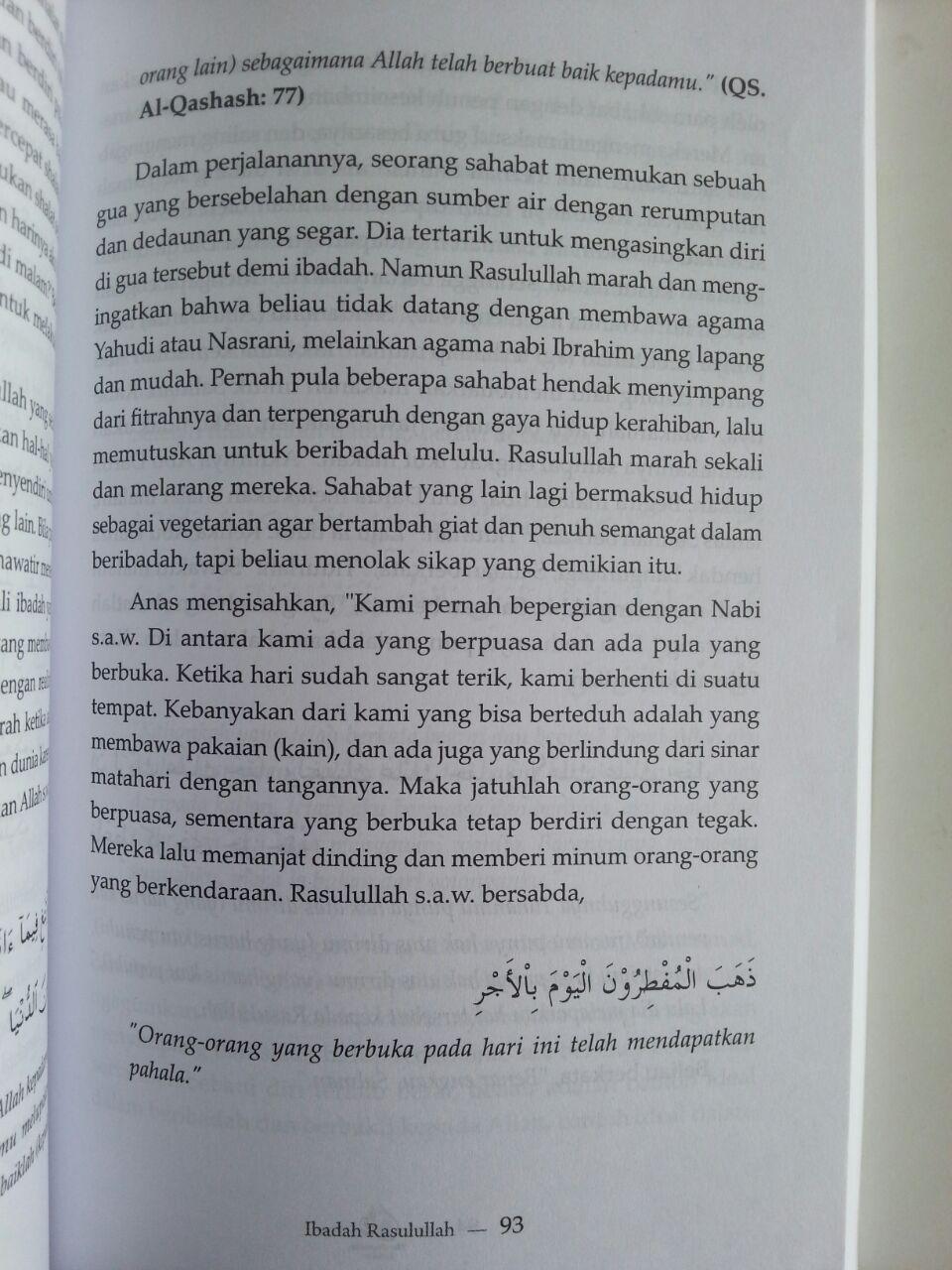 Buku Muhammad The Greatest Leader Kajian Kepemimpinan Rasulullah isi 2