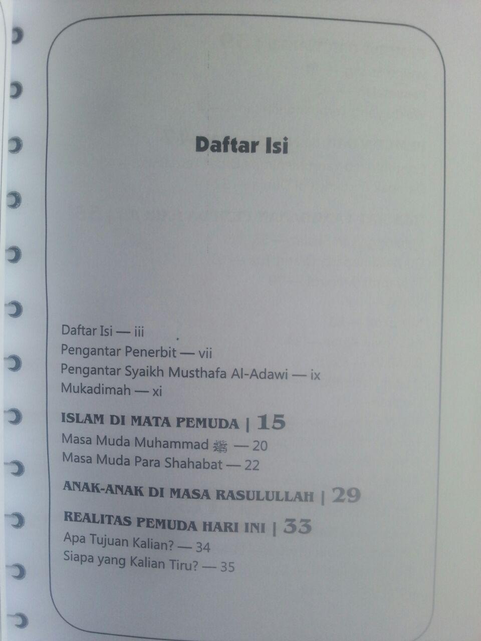 Buku Pemuda Takut Dosa Kiat Keluar Dari Ketagihan Maksiat isi 2